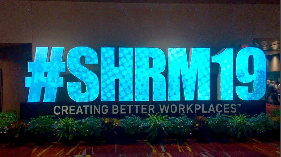 Annual SHRM Conference 2019